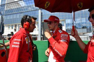 F1 | ルクレール4位「タイヤに苦しみ、ライバルたちについていくことができなかった」:フェラーリ F1ハンガリーGP