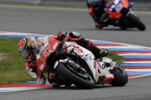 MotoGP | MotoGPチェコGP:中上、粘りの走りで9位フィニッシュ。「トップ10圏内に戻ってこられてよかった」