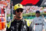 F1 | 2019年F1第12戦ハンガリーGP ダニエル・リカルド(ルノー)