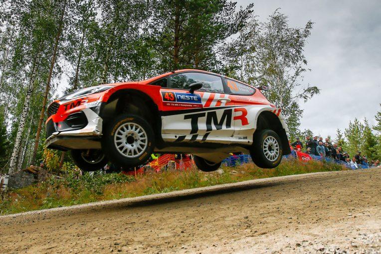 ラリー/WRC | WRC:トヨタ育成の勝田貴元、ラリー・フィンランドで上位争うも「小さなミス」でリタイア