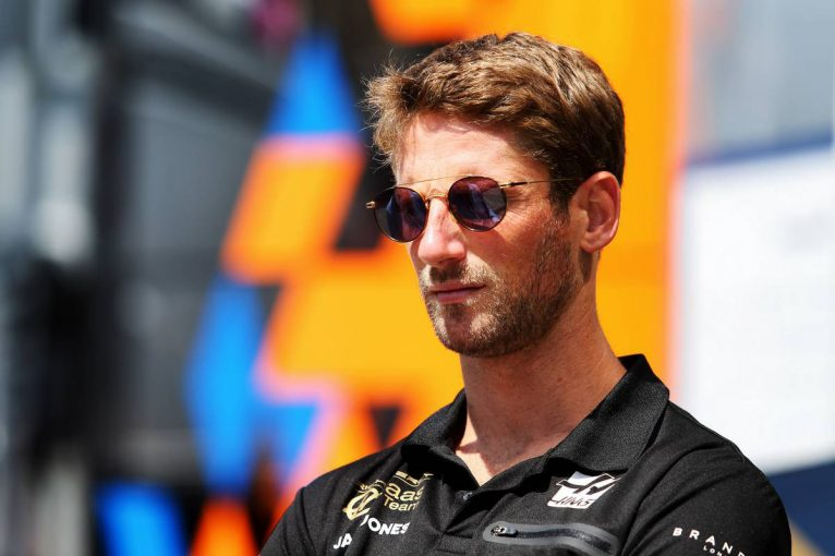F1 | グロージャン「ソフトタイヤの感触は悪くなかったが、水圧トラブルでリタイアに」:ハース F1ハンガリーGP日曜