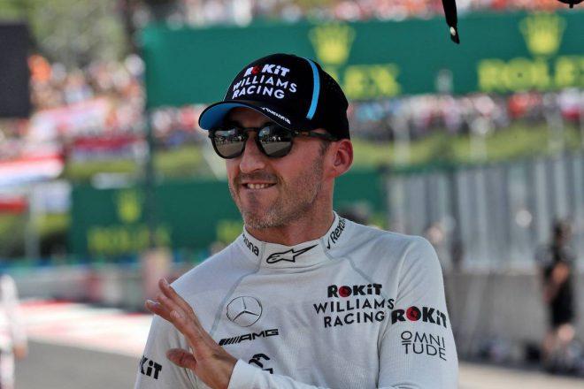2019年F1第12戦ハンガリーGP ロバート・クビサ(ウイリアムズ)