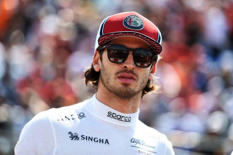 F1 | ジョビナッツィ「1周目に挟まれる形で接触し、トラブル発生。期待はずれのレースだった」:アルファロメオ F1ハンガリーGP日曜