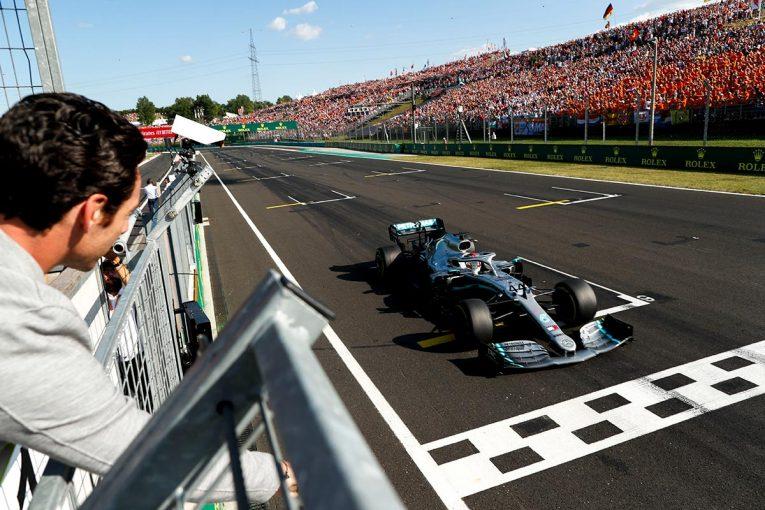 F1 | 地力で勝るメルセデスが成し得た逆転勝利。レッドブル・ホンダは後半戦に向け課題【今宮純のF1ハンガリーGP分析】