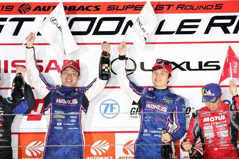 スーパーGT   LEXUS GAZOO Racing 2019スーパーGT第5戦富士 レースレポート