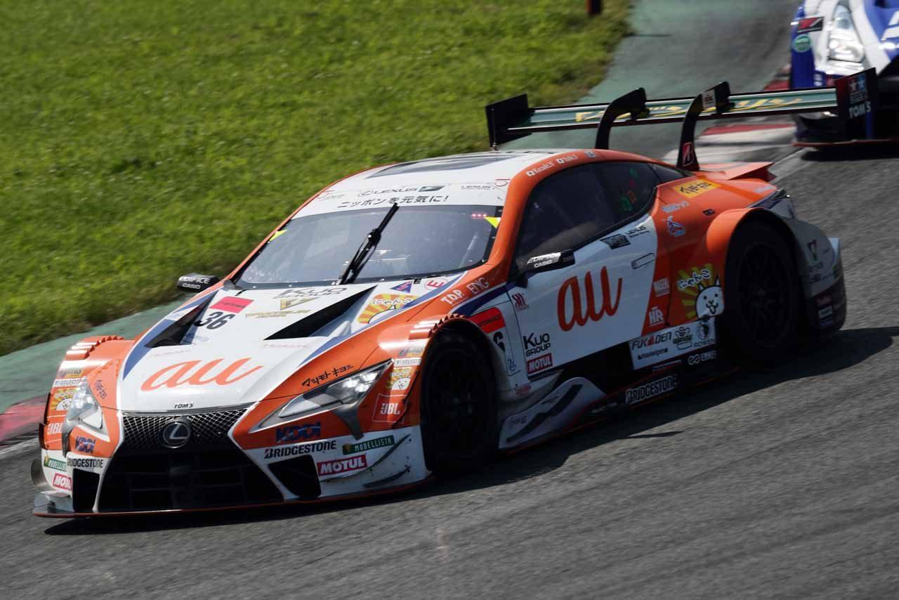 LEXUS GAZOO Racing 2019スーパーGT第5戦富士 レースレポート