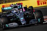 F1 | ボッタス、メルセデスF1残留に向け交渉中「レースをしたいのならば、プランBやプランCも必要になる」