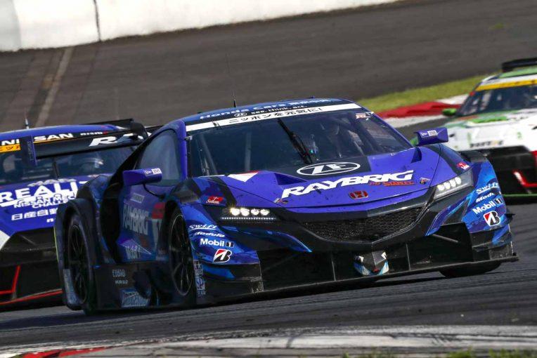 スーパーGT | ホンダ 2019スーパーGT第5戦富士 レースレポート