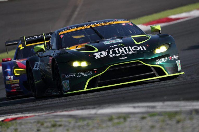 スーパーGT | D'station Racing AMR 2019スーパーGT第5戦富士 レースレポート