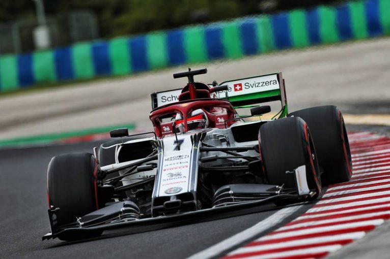 F1 | ライコネン「タイヤを労り、自分にできることをやった」と今季3度目の7位入賞。今後のアップデート投入も