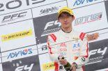 国内レース他 | FIA-F4富士:佐藤蓮が2連勝で2019年5勝目。ランキングでのリードを59点へ広げる