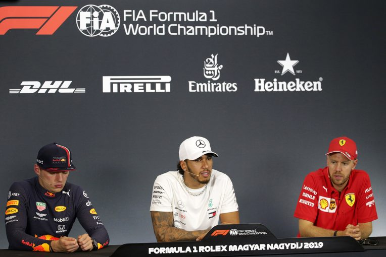 F1 | 絶えないアロンソF1復帰の噂に、ベッテルが「日本人はあまりうれしくないんじゃないかな」と一言