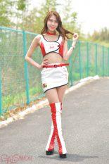 レースクイーン | 加藤遥香(Jms GARAGE GIRLS)