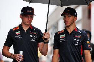 F1 | レッドブル・ホンダF1のガスリー「突然僕だけペースが低下した」と困惑。原因究明のためチームの協力求める