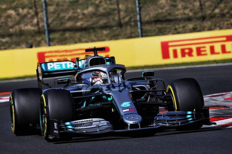 F1 | メルセデスF1、ハミルトンの2ストップ作戦に疑問を持っていたと明かす。「良い選択肢だと思えなかった」
