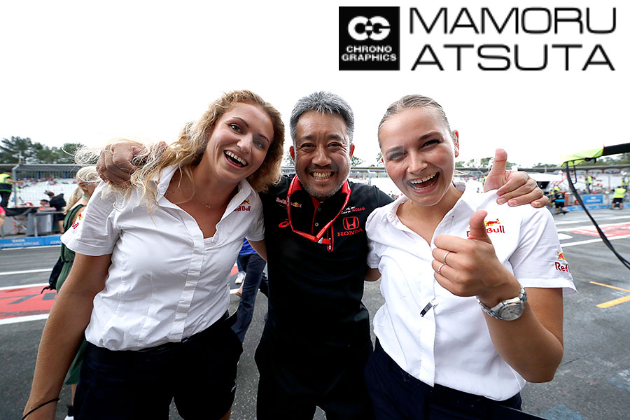 ホンダの山本雅史F1マネージングディレクター
