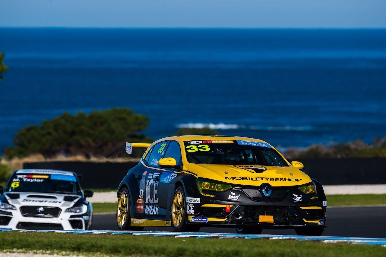 TCRオーストラリア:GRMがさらに体制拡大。3台目のルノー・メガーヌR.S.TCRを投入へ