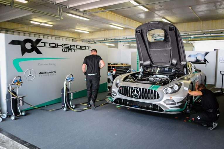 海外レース他 | ドイツ系ラリーチームがメルセデス陣営へ。GTマスターズでエンゲルとストルツを起用