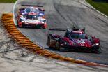 ル・マン/WEC | IMSA:ロード・アメリカで55号車マツダが2勝目、チームは3連勝。最多周回記録も更新