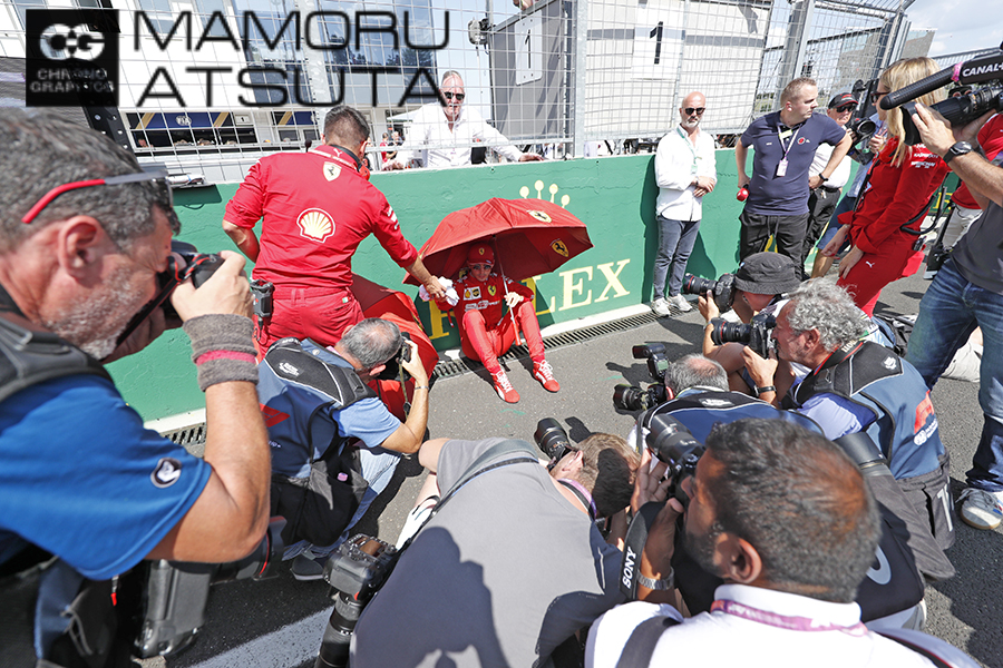 【ブログ】Shots!F1第12戦ハンガリーGP