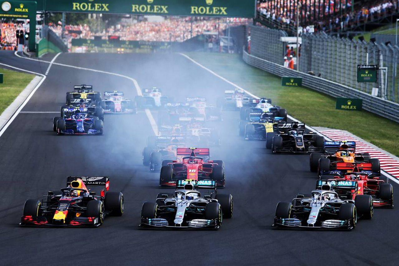 2019年F1第12戦ハンガリーGP