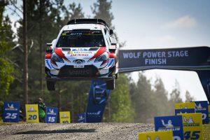 ラリー/WRC | 【動画】2019WRC世界ラリー選手権第9戦フィンランド ダイジェスト