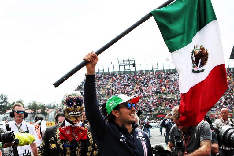 F1   F1メキシコGPの継続が確定、2022年までの開催契約が正式に発表