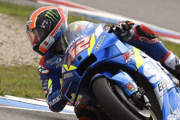 MotoGP | スズキのリンス、新型空力パーツは「オーストリアでも助けになる」/MotoGP第11戦事前コメント