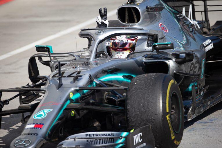 F1 | ハミルトン、「ルイスはF1ドライバーとしてのピークを過ぎた」とのロズベルグの意見を一蹴