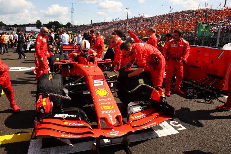 F1 | フェラーリF1、不振にあえぐも2020年型マシン開発にはシフトせず「2019年型でやれることはある」とチーム代表