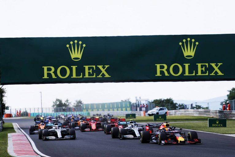 F1   F1が2019年第2四半期で増収増益を達成。「年間目標達成に向けて順調に推移している」とF1オーナー