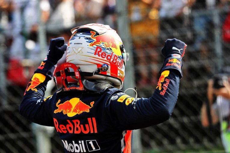 F1 | フェルスタッペンとレッドブル・ホンダは2019年の最強タッグ、と元F1ドライバーが称賛