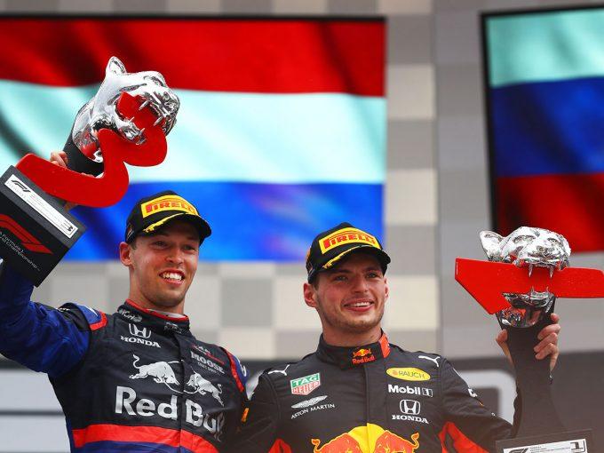 F1 | F1ファンが選ぶ2019年ベストレースはドイツGP。レッドブル・ホンダ優勝のレースがトップ3に並ぶ