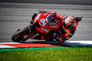 MotoGP | 【タイム結果】2019MotoGP第11戦オーストリアGPフリー走行1回目