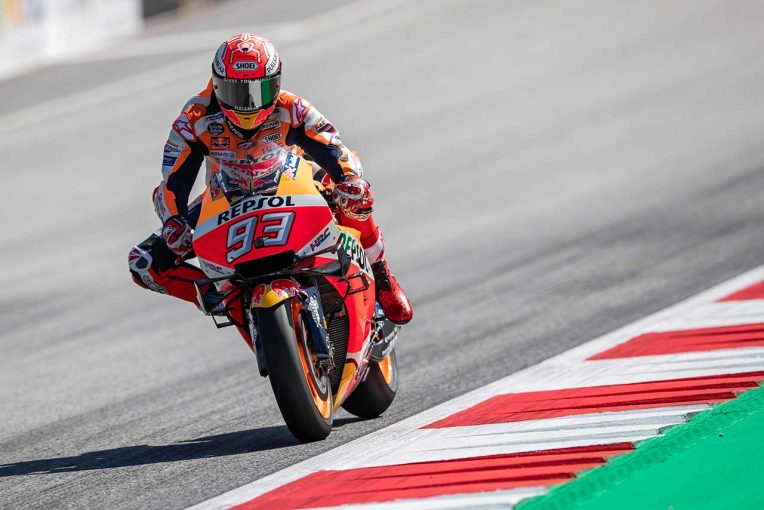 MotoGP | 【タイム結果】2019MotoGP第11戦オーストリアGPフリー走行3回目