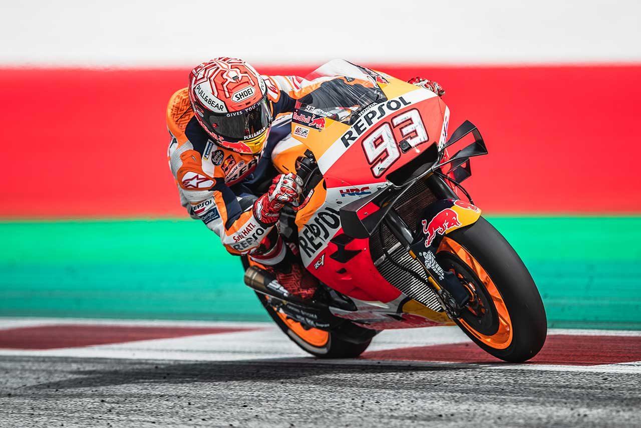 【順位結果】2019MotoGP第11戦オーストリアGP MotoGPクラス予選