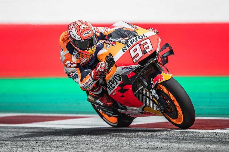 MotoGP | 【順位結果】2019MotoGP第11戦オーストリアGP MotoGPクラス予選