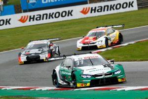 海外レース他 | DTM第6戦ブランズハッチ:3度目のポール・トゥ・ウインでウィットマンがレース1を制す