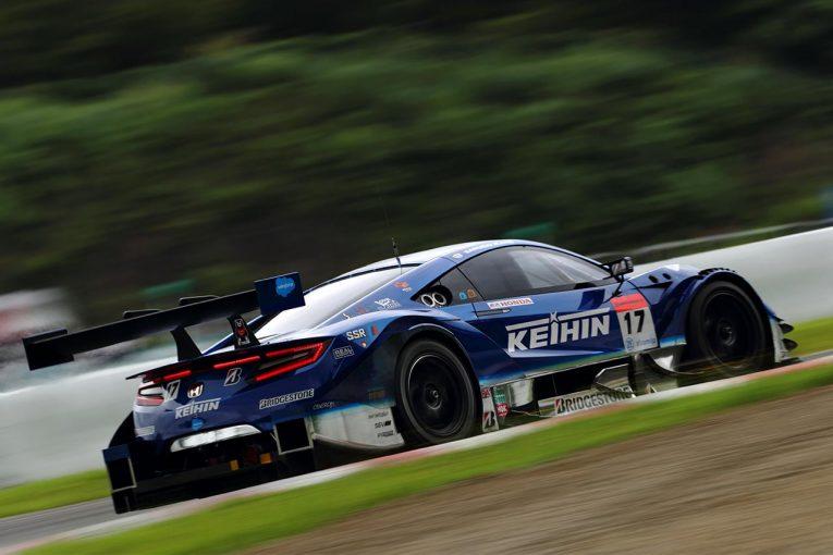 スーパーGT | スーパーGT:SUGO公式テスト2日目はまたもKEIHIN NSX-GTが最速。GT300はHOPPY 86が首位