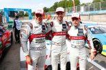 海外レース他   DTM第6戦ブランズハッチ:ラストがポール・トゥ・ウインでチャンピオン争いを大きくリード