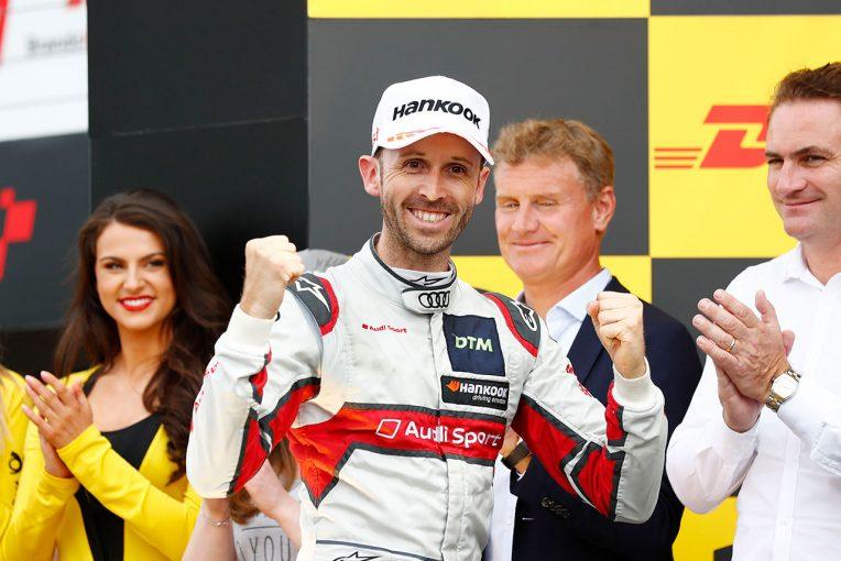海外レース他 | DTM第6戦ブランズハッチ:ラストがポール・トゥ・ウインでレース2を勝利。チャンピオン争いを大きくリード