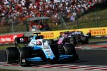 F1 | ラッセル、F1ハンガリーGPでの走りに満足。「ようやく他のドライバーと競り合うことができた」