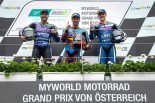 MotoGP   MotoE第2戦オーストリアGP:ウイーク中に火災発生も影響はなし。決勝はレインタイヤでの初レースに