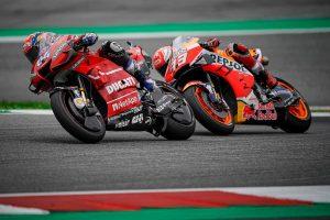 MotoGP | 【順位結果】2019MotoGP第11戦オーストリアGP MotoGPクラス決勝