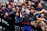 2019年F1第11戦ドイツGPで3位表彰台を獲得したダニール・クビアト