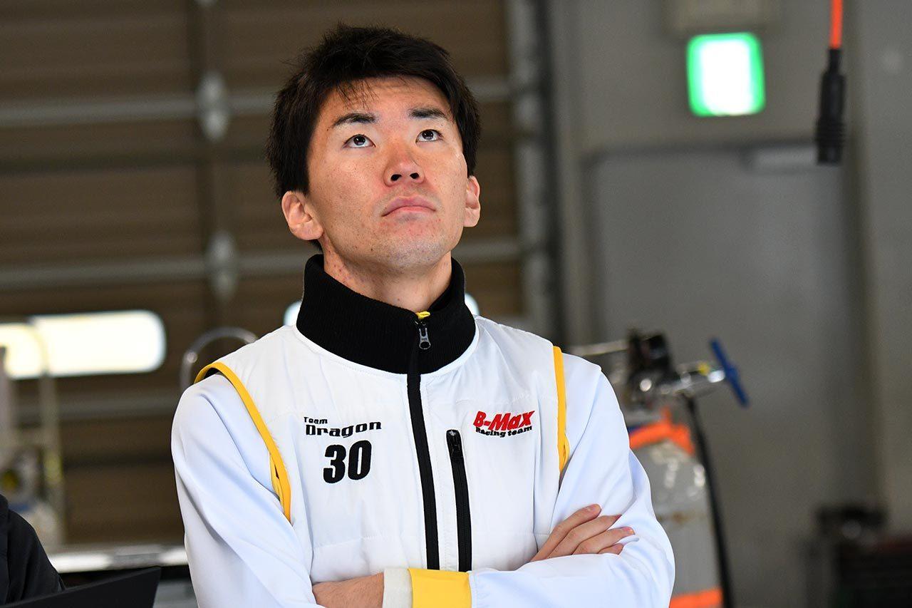 全日本F3選手権:もてぎラウンドにB-Max Racing with motoparkから笹原右京がスポット参戦へ