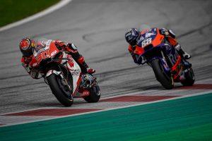 MotoGP | MotoGPオーストリアGP:苦しみながら11位フィニッシュの中上「フロントに履いたハードが機能しなかった」