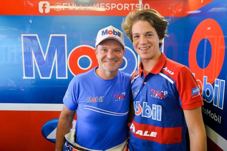 海外レース他 | SCB第6戦:ルーベンス・バリチェロが息子の戦略判断を活かし、今季3勝目をマーク