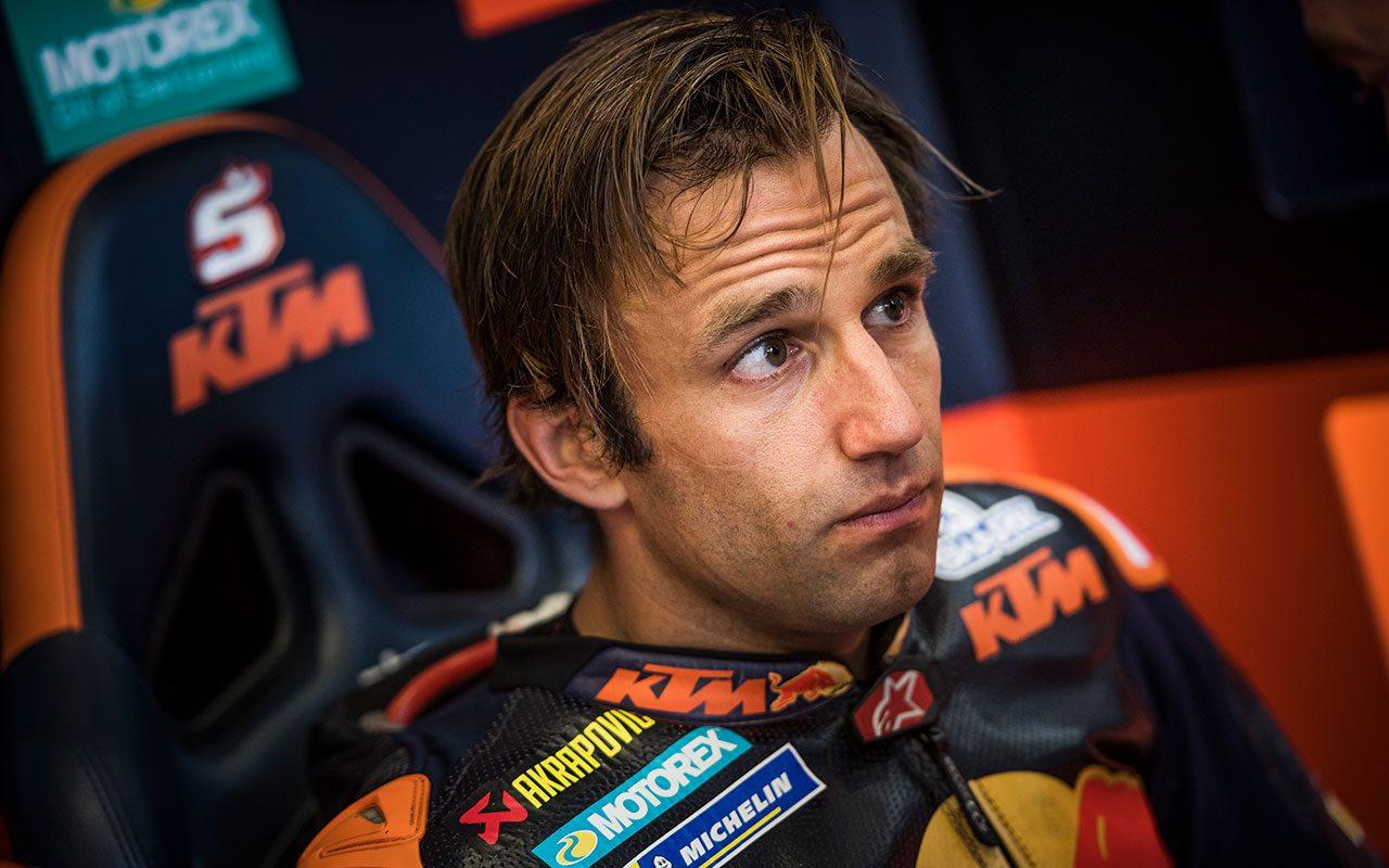 MotoGP:ヨハン・ザルコが2019限りでKTM離脱。2年契約の途中解除に合意