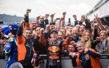 2018年の最終戦バレンシアGPで3位表彰台を獲得したポル・エスパルガロ